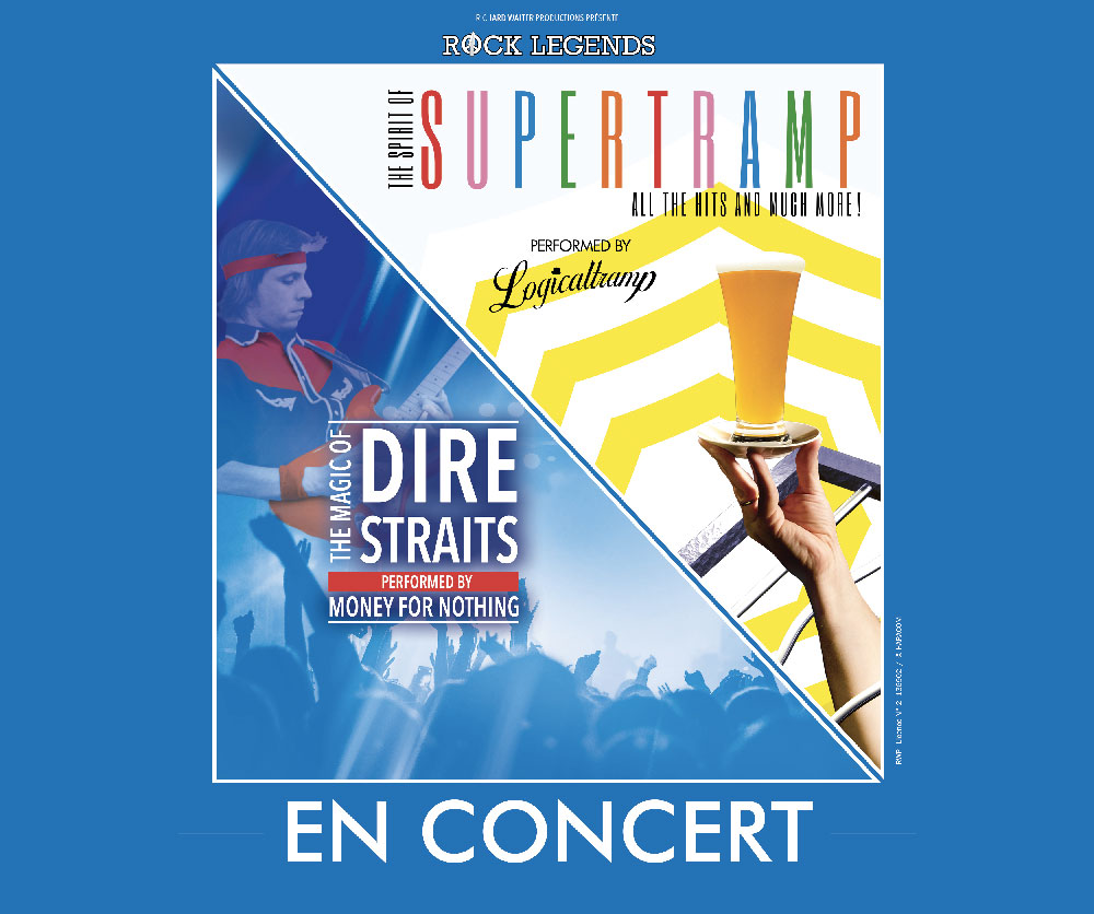 Supertramp & Dire Straits, performed by Logicaltramp & Money For Nothing